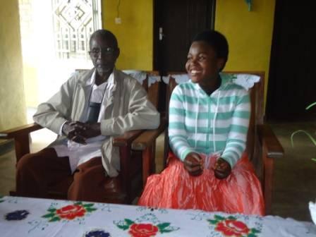 Ese Valentina Nyiramukiza aramutse yemeye kwakira umwana yibyariye hari icyo byahungabanya ku butumwa bwa Kibeho? dans Famille Gihozo